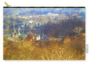 Boathouse Row Impasto Carry-all Pouch