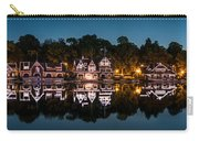 Boathouse Row Panorama Carry-all Pouch