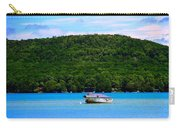Boating At Sleeping Bear Dunes Lake Michigan Carry-all Pouch