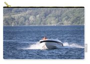 Boating On Grand Traverse Bay Carry-all Pouch