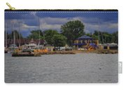 Boating On Lake Erie Carry-all Pouch