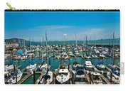 Boats At Bay Carry-all Pouch