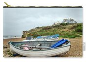 Boats At Burton Bradstock Carry-all Pouch