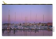 Boats At Dusk 1 Carry-all Pouch