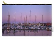 Boats At Dusk 2 Carry-all Pouch