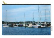 Boats At Newport Ri Carry-all Pouch