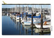 Boats At Rest. Sausalito. California. Carry-all Pouch