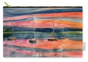 Boats At Skaneateles Lake Ny Carry-all Pouch