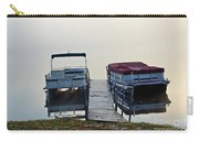 Boats By The Dock Carry-all Pouch