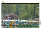 Boats In A Park, Beijing Carry-all Pouch