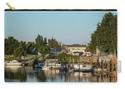 Boats In A River, Walnut Grove Carry-all Pouch