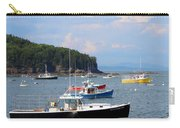 Boats In Bar Harbor Carry-all Pouch
