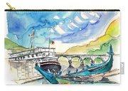Boats In Barca De Alva 02 Carry-all Pouch