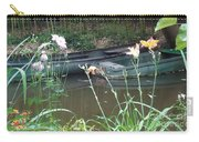 Boats In Giverny Carry-all Pouch