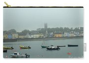 Boats In Irish Sea Carry-all Pouch
