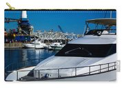 Boats In Port 2 Carry-all Pouch