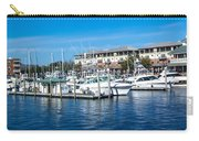 Boats In Port 5 Carry-all Pouch