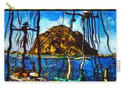 Boats Of Morro Bay Carry-all Pouch