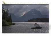Boats On Jackson Lake - Grand Tetons Carry-all Pouch