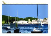 Boats On Strangford Lough Carry-all Pouch