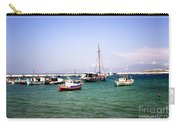 Boats On The Aegean Sea 1 - Mykonos - Greece Carry-all Pouch