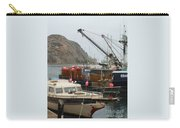 Boats On Morro Bay Carry-all Pouch