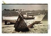 Boats On The Bay Carry-all Pouch by Marco Oliveira