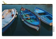 Boats Trio Carry-all Pouch