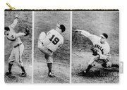 Bob Feller Pitching Carry-all Pouch