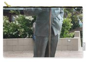 Bob Hope Memorial Statue Carry-all Pouch