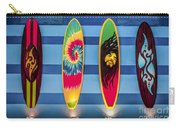 Bob Marley Surfing Display Carry-all Pouch