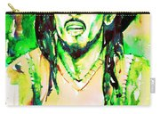 Bob Marley Watercolor Portrait.9 Carry-all Pouch