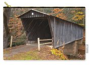Bob White Covered Bridge Carry-all Pouch