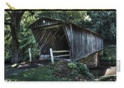 Bob White's Covered Bridge Carry-all Pouch