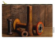 Bobbins And Spools Carry-all Pouch