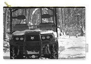 Bobcat Atv In Winter Carry-all Pouch