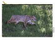 Bobcat On The Move Carry-all Pouch