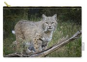 Bobcat On The Prowl Carry-all Pouch