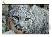 Bobcat's Gaze Carry-all Pouch