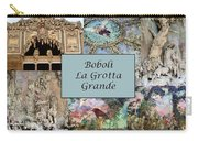 Boboli La Grotta Grande 1 Carry-all Pouch by Ellen Henneke