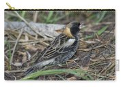 Bobolink Feeding Carry-all Pouch