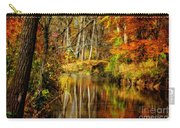 Bob's Creek Carry-all Pouch by Lois Bryan