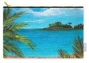 Boca Chica Beach Carry-all Pouch