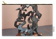 Boca Sculpture Carry-all Pouch