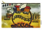 Bockscar Nose Art Abstract Carry-all Pouch
