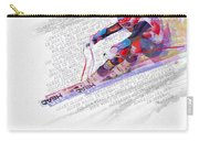 Bode Miller And Statistics Carry-all Pouch