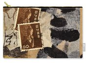 Bodhisattva 1952 Carry-all Pouch by Carol Leigh