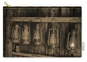 Bodie California Lamp Light  Carry-all Pouch
