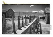 Bodie California Long Dusty Road Carry-all Pouch