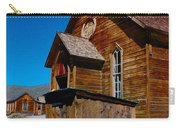 Bodie Ghost Town Church Carry-all Pouch
